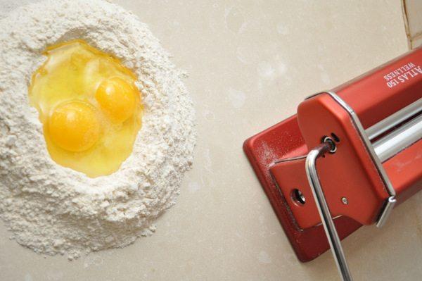 סדנת בישול פסטה