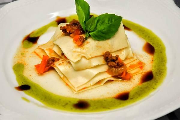 ארוחה איטלקית