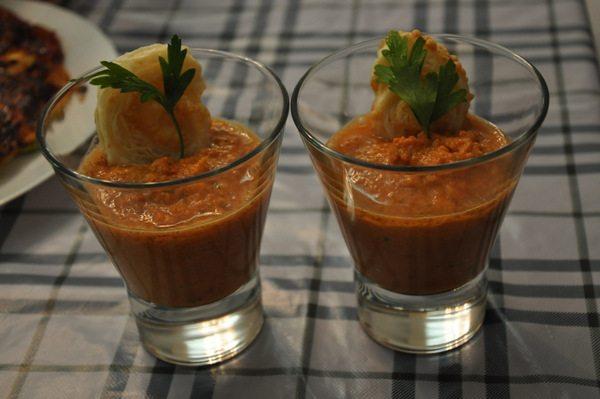 טאפאס וארוחה ספרדית