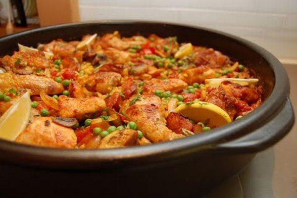 סדנת בישול ספרדי