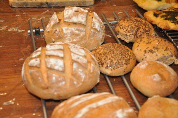 סדנת אפיה של לחם