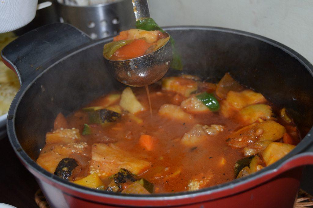 מרק לחורף חם