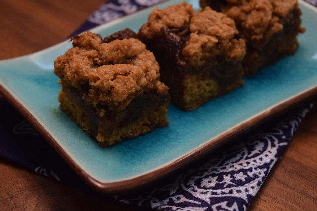 עוגיות תמרים מהכינרת