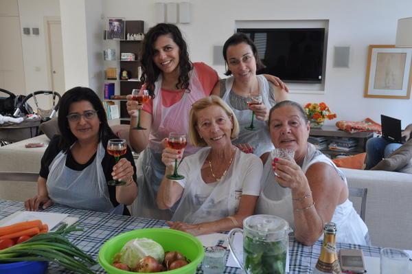 סדנת בישול וייטנאמי