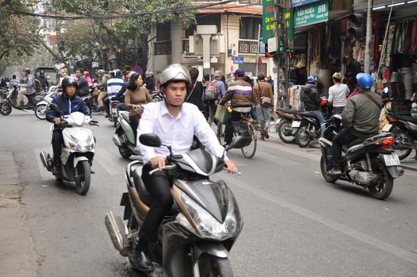 מרק נודלס ובשר וייטנאמי - מרק פו