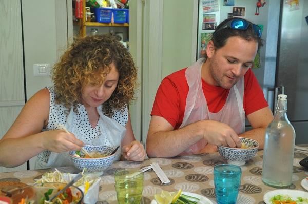 סדנת בישול אסייתי לזוג