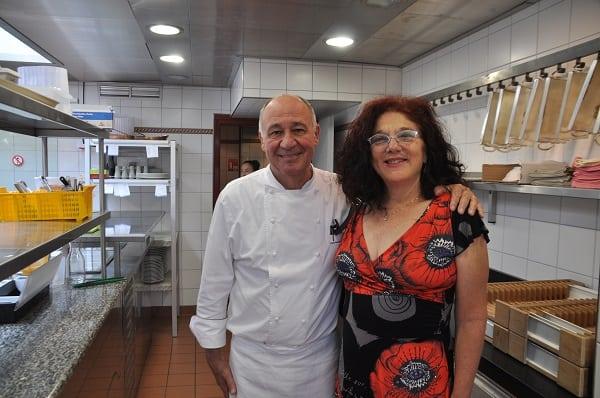 ארוחה בלתי נשכחת במסעדת 3 כוכבי מישלן